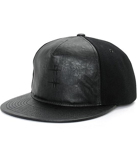 KR3W South Slider Strapback Hat