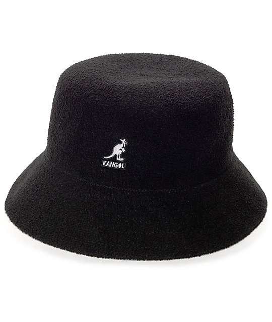 Kangol Bermuda Black Bucket Hat at Zumiez : PDP