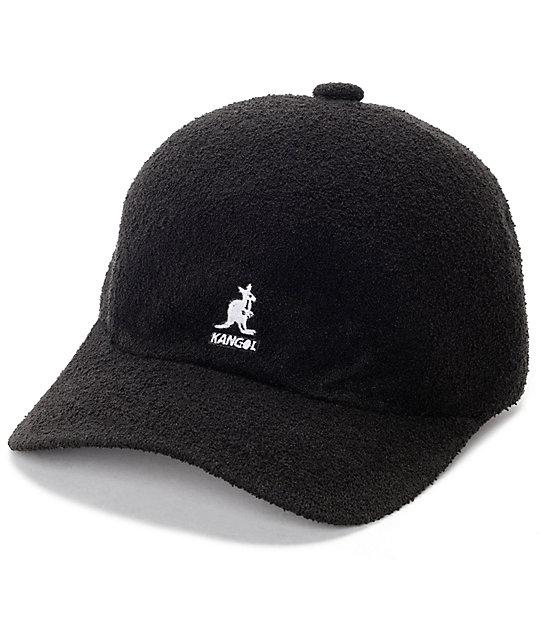 kangol troop flexfit baseball cap white hat caps space black front us