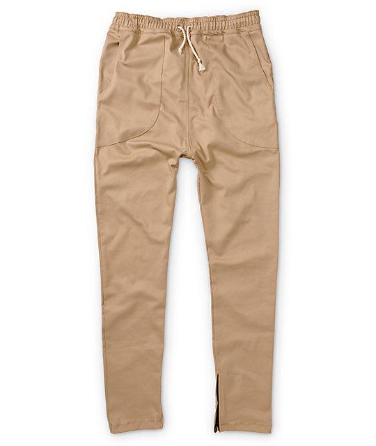 Lastest Kennedy Drop Crotch Jogger Pants | Zumiez