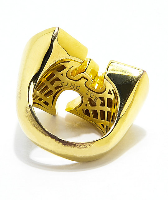 King Ice x Wu-Tang Ring