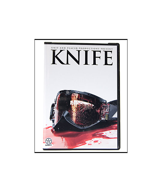 Knife Moto DVD