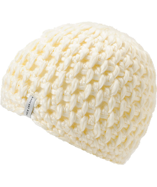 Krochet Kids Betty Natural Beanie
