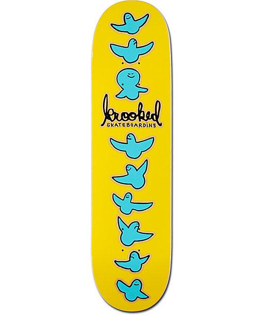 Krooked Birdical Yellow 8.06