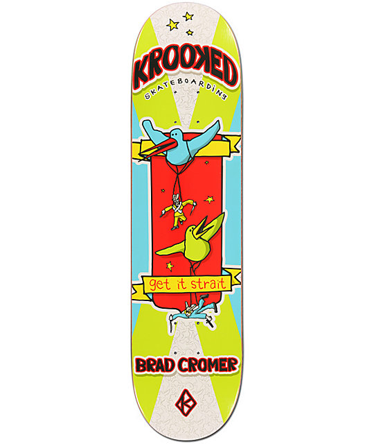 Krooked Cromer Bird Bat 8.06