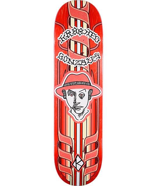 """Krooked Gonzales Magestiks 8.25""""  Skateboard Deck"""