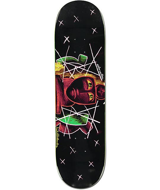 """Krooked Orakle Sebo 8.5"""" Skateboard Deck"""