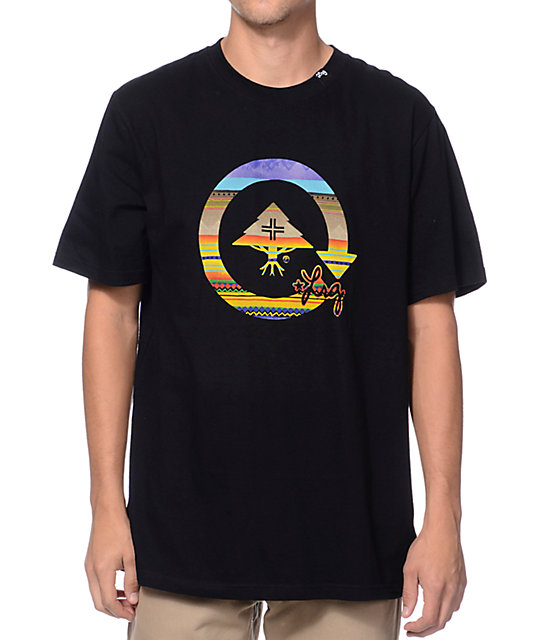 LRG 147% Unnatural Black T-Shirt