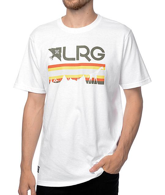 LRG Astro White T-Shirt