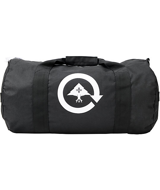 LRG Black One Night Stand Duffel Bag