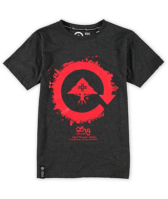LRG Boys CC Six Black T-Shirt