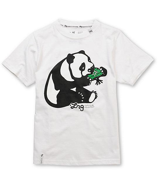 LRG Boys Core Seven White T-Shirt