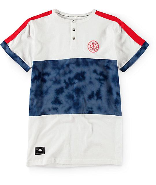 LRG Boys Crystal Henley T-Shirt
