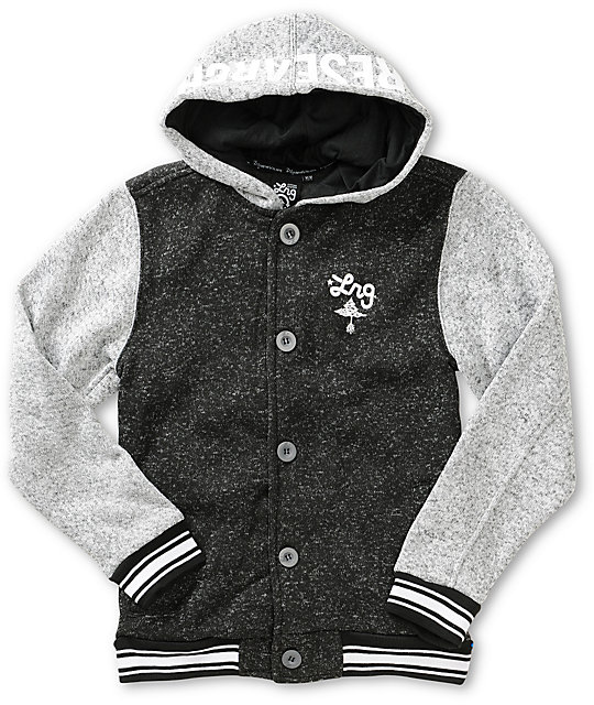 LRG Boys Research Varsity Jacket