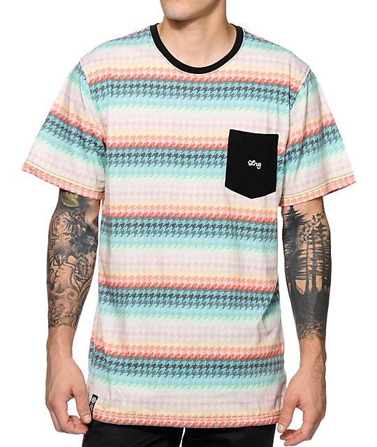 lrg bright side pocket t shirt at zumiez pdp