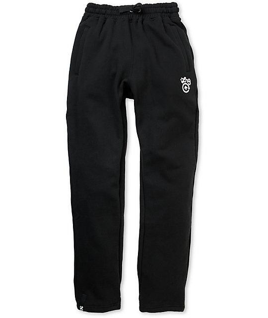 LRG CC 4 Black Sweatpants