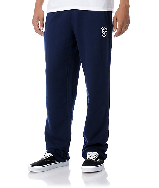 LRG CC 4 Navy Sweatpants