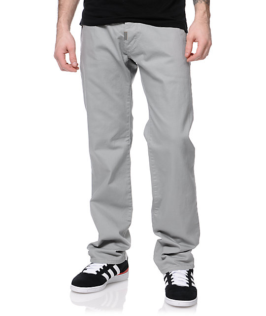 LRG CC 5 Pocket Grey Regular Fit Jeans