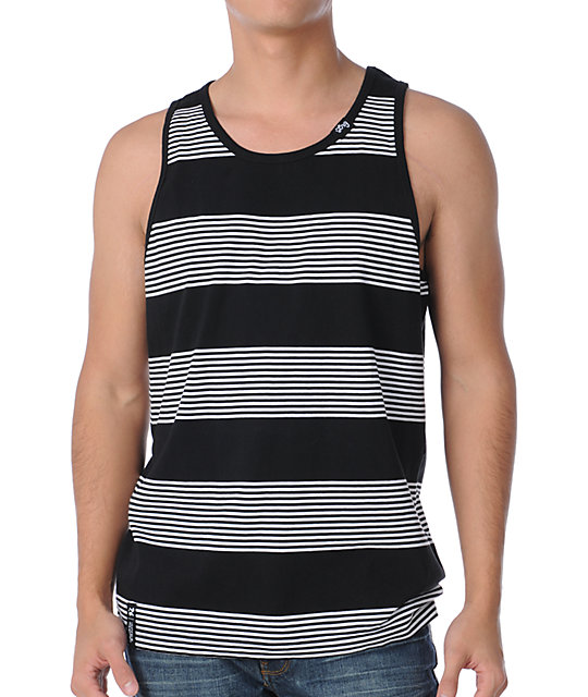 LRG CC Black Tank Top