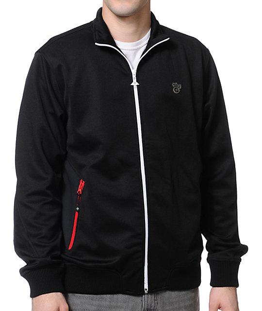 LRG CC Black Track Jacket