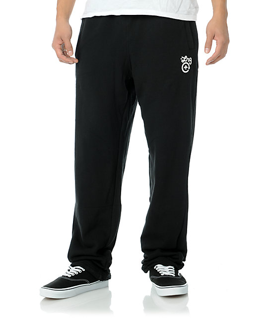 LRG CC Four Black Sweatpants