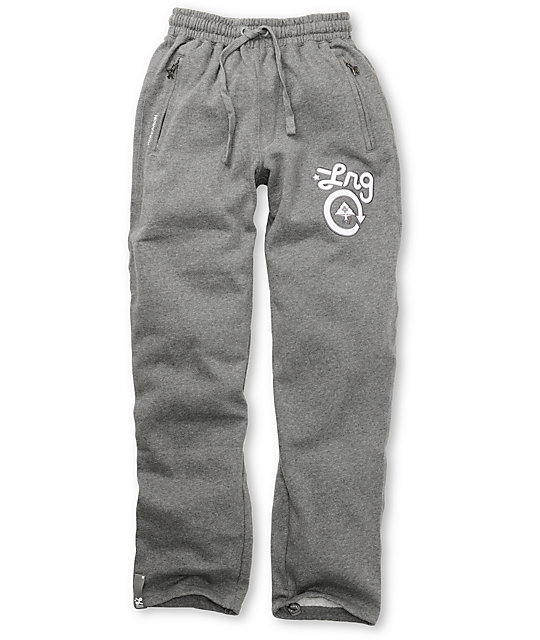LRG CC Grey Sweatpants