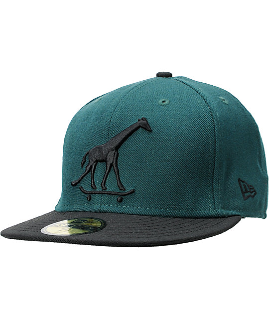 LRG CC Higher Olive Green New Era Fitted Hat