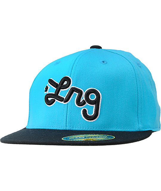 LRG CC Roots Turquoise FlexFit Hat