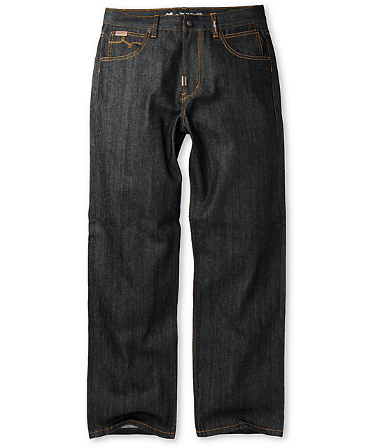 LRG Core Collection C47 Raw Wash Regular Fit Jeans