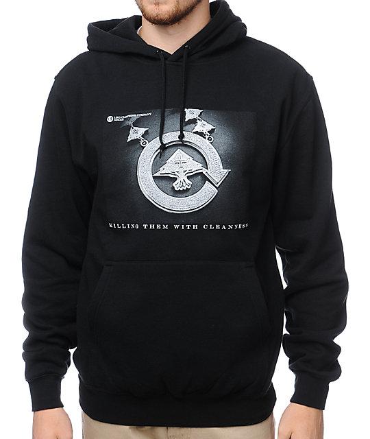 LRG Create Destiny Black Pullover Hoodie