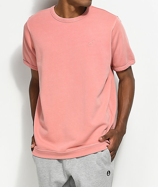 LRG Dusty Rose Crew Neck T-Shirt
