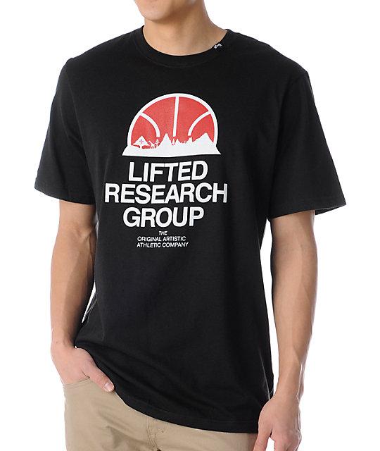 LRG Expansion Team Black T-Shirt