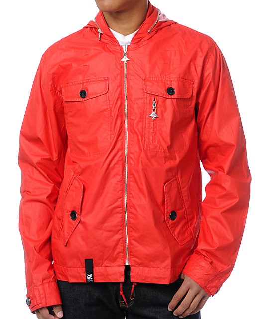 LRG Foressence Red Jacket