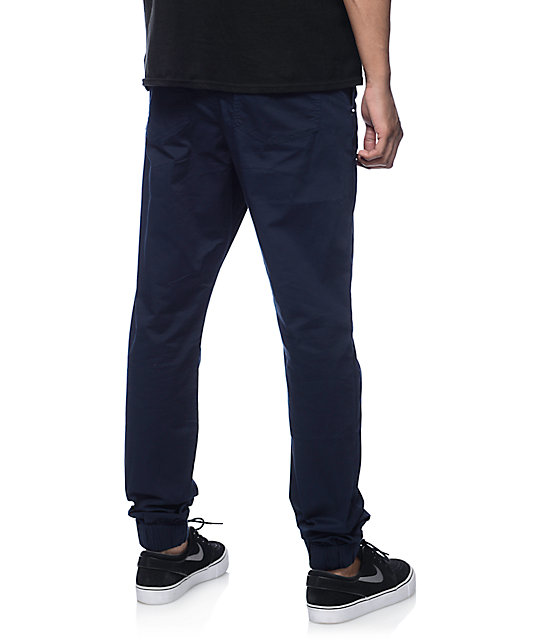 LRG Game Changer Twill Jogger Pants