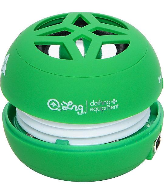 LRG Green Capsule Speaker