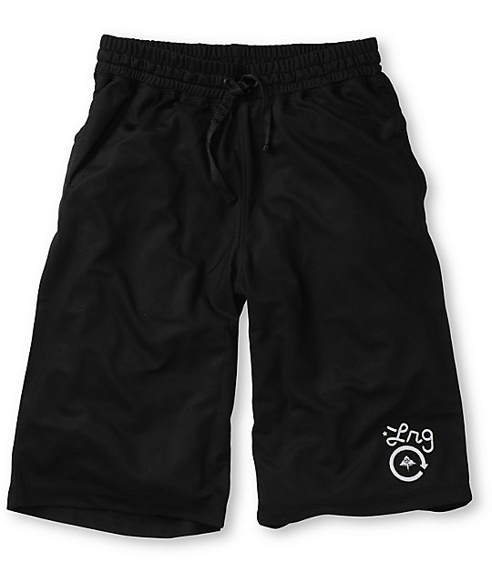 LRG Hoops Black Shorts