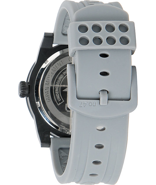 LRG Icon Art Series Camo Grey Analog Watch