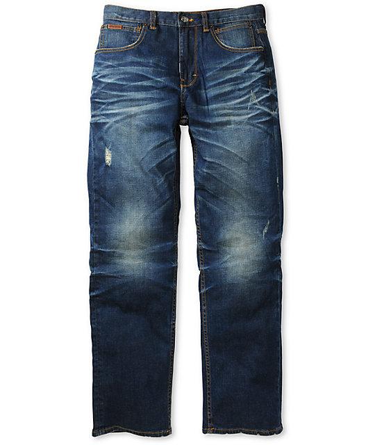 LRG Kalahari C47 Dark Indigo Relaxed Fit Jeans