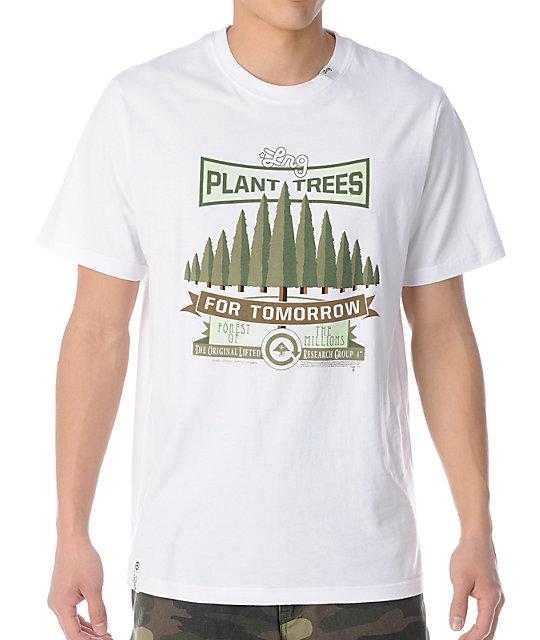 LRG Plant Trees White T-Shirt