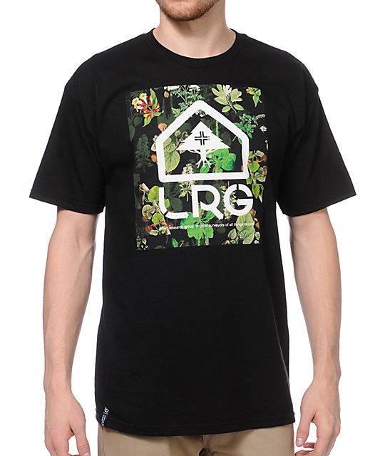 LRG Purveyors Of Style Black T-Shirt