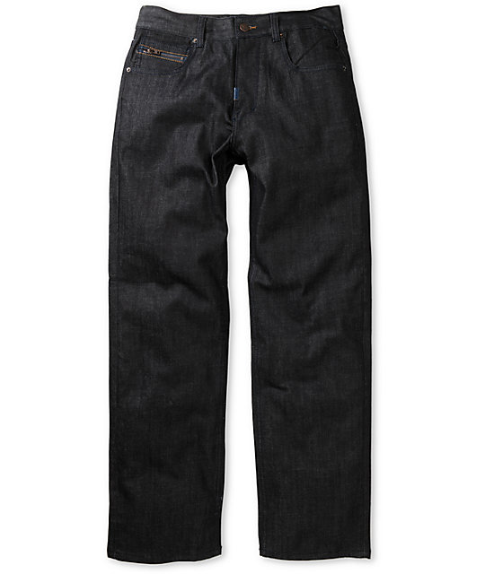 LRG Resolutionaries C47 Raw Relaxed Fit Jeans