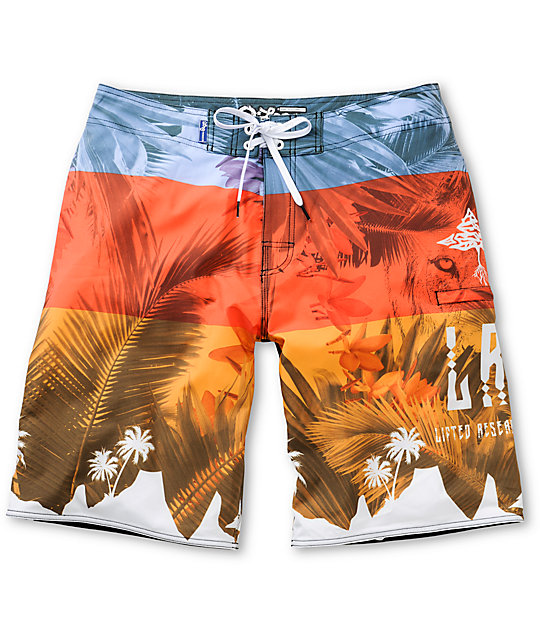 LRG Root Of It 22 Board Shorts