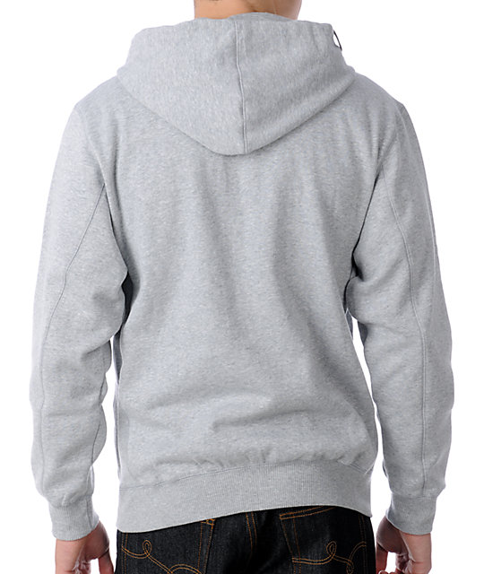 LRG Run For Cover Ash Hoodie