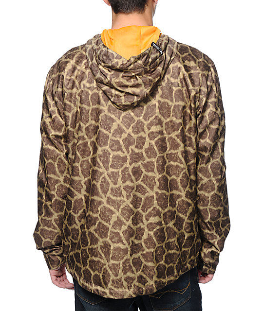 LRG Savage Safari Windbreaker Jacket