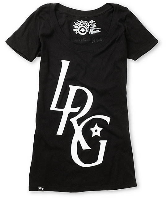 LRG Sicker Than Most Black T-Shirt