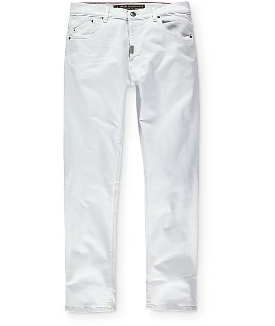 LRG True Taper White Russian Regular Fit Jeans