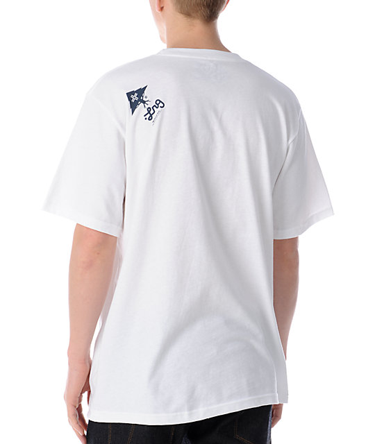 LRG Vision Tree White T-Shirt