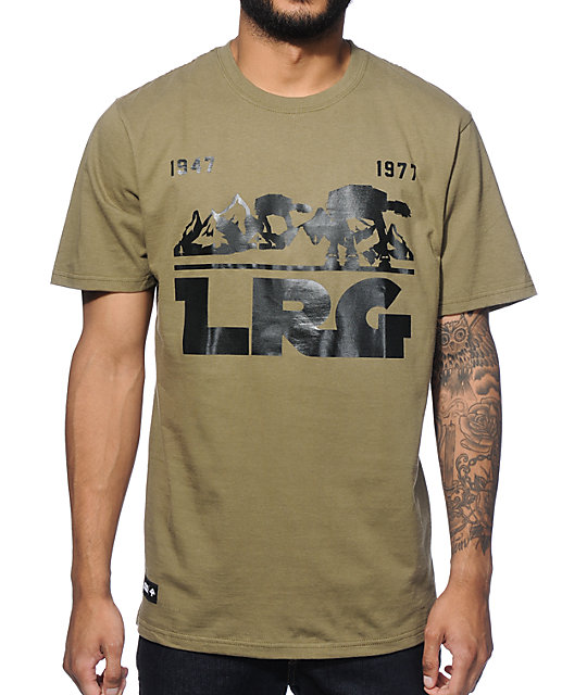 LRG x Star Wars AT-AT T-Shirt