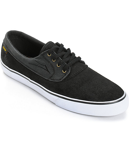Lakai Camby Oiled Suede Skate Shoes