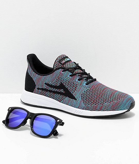 Lakai Evo RGB The Flare Woven Knit Shoes